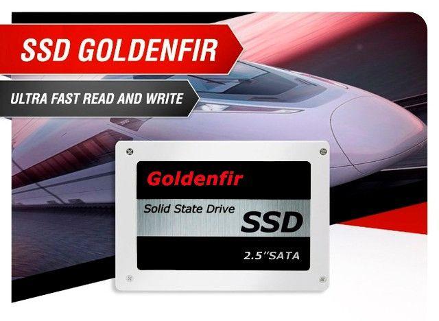 SSD em Promoção - SSD 256GB Goldenfir R$239,00, pronta entrega!!!