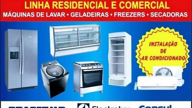 Conserto Geladeira, Freezer, Expositor, Câmara Fria - Foto 4