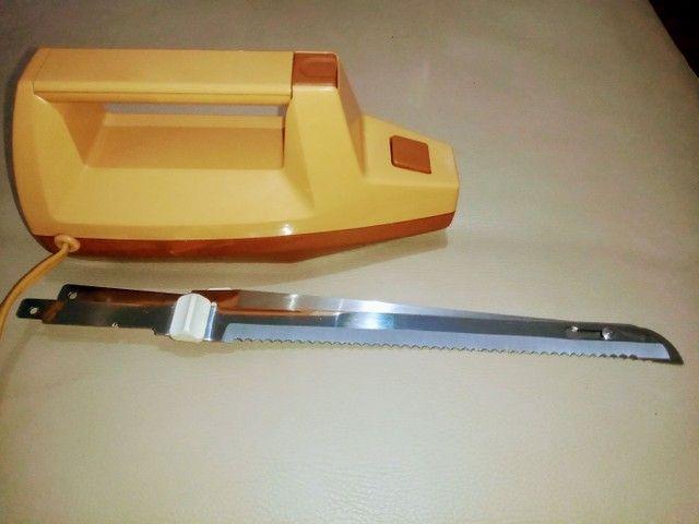 Faca elétrica Arno anos 80 - Foto 4
