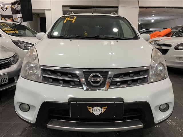 Nissan Livina 2014 1.8 sl x-gear 16v flex 4p automático - Foto 2