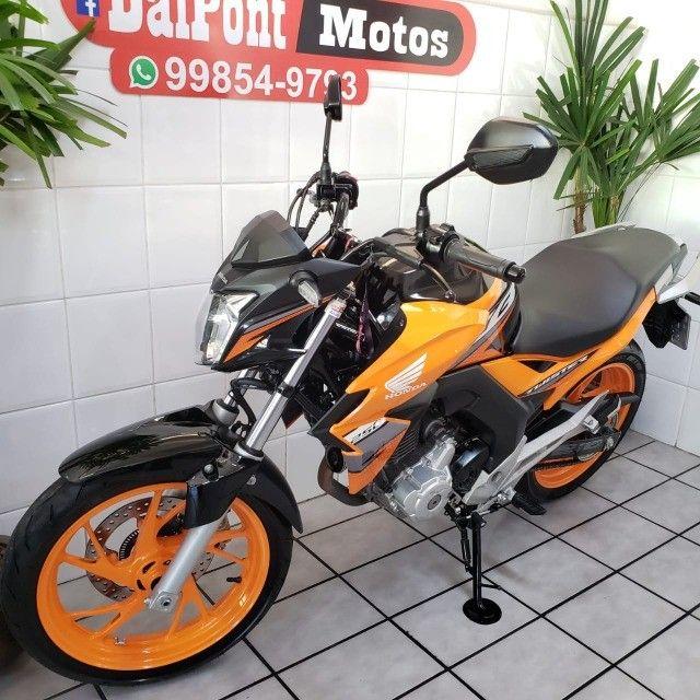 Honda CB 250 Twister 2019 ABS (2500km) - Foto 6