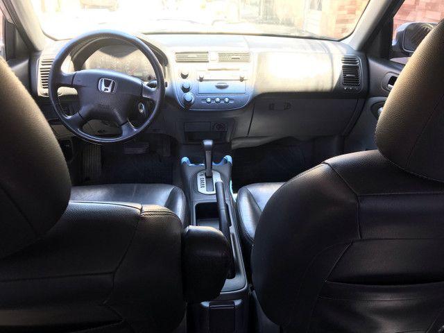 Honda civic LXL 1.7 aut 2005 -  - Foto 5
