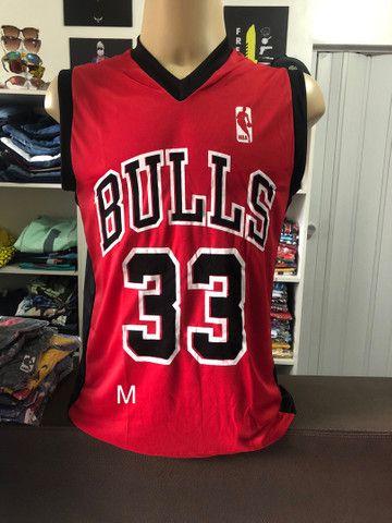 Camisas basqueteiras  - Foto 4
