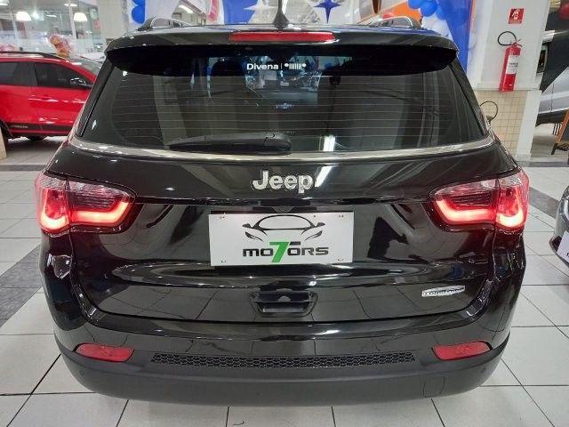 Jeep compass 2018 2.0 16v flex longitude automÁtico - Foto 11
