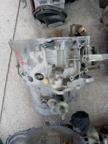 Caixa de Marcha do Peugeot 1.0 16V com garantia - Foto 4