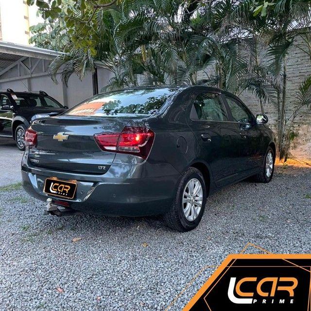 Chevrolet COBALT LTZ 1.8 / AUTOMÁTICO / HIPER NOVO/ c Gás G5/ novo - Foto 5