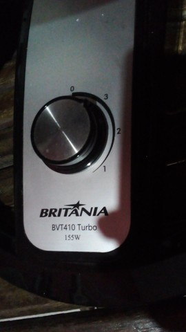 Ventilador britanea turbo 155W