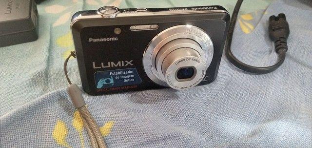 Vendo camera Lumix PANASONIC. - Foto 2