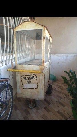 Vende-se um carrinho de pipoca  - Foto 4