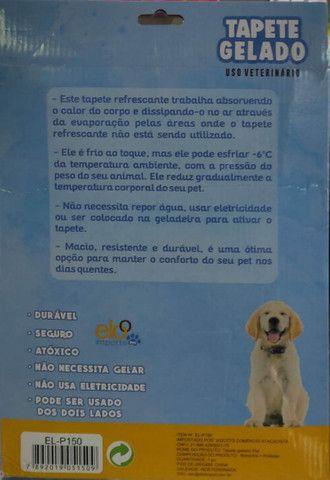 Vendo Tapetes Gelados Para Pets e entrego sem custo - Foto 2
