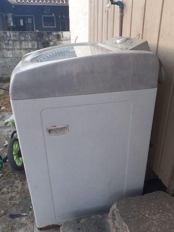 Vendo máquina de lavar de Brastemp  - Foto 3