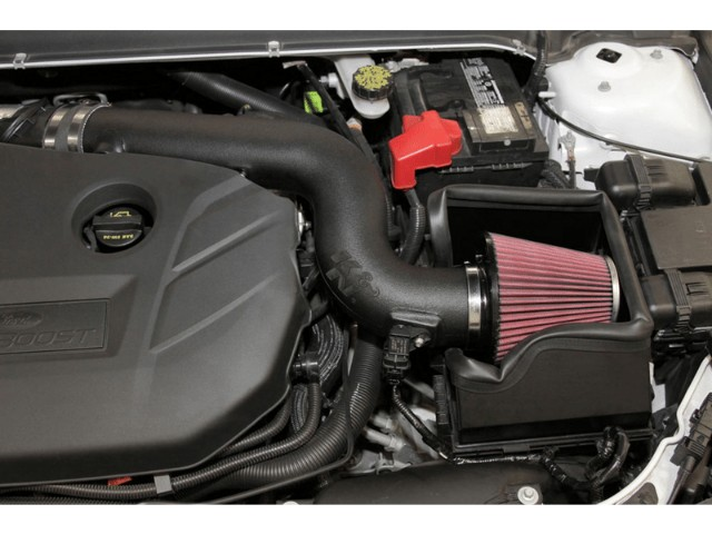 Kit De Admissao Intake K&n 63-2585 Ford Fusion 2.0 2013 á 2016 - Foto 4