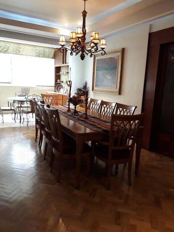 Mesa importada, banquete 10 lugares em nogueira - Foto 2