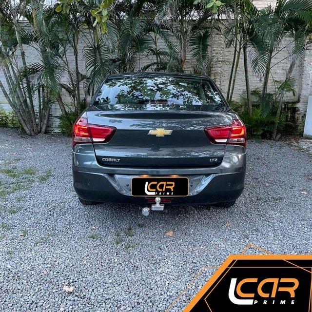 Chevrolet COBALT LTZ 1.8 / AUTOMÁTICO / HIPER NOVO/ c Gás G5/ novo - Foto 6