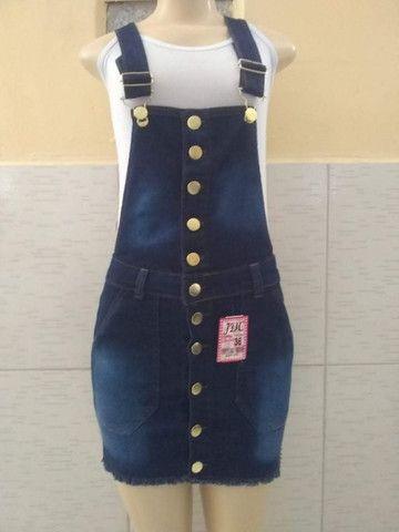 Roupa de adulto jeans. 3% de lycra - Foto 3