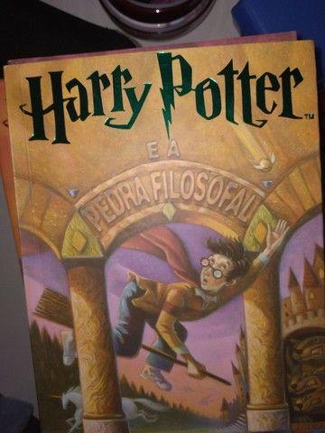 Coleção literária Harry Potter (inteira) - Foto 3