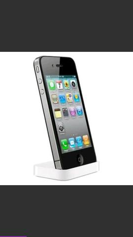 Dock station USB para iPhone 4 e 4s