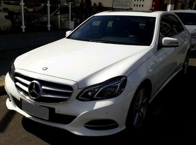 Mercedes Benz E 350 Top De Linha Impecável Linda Única Dona Revisada Pouca  Km