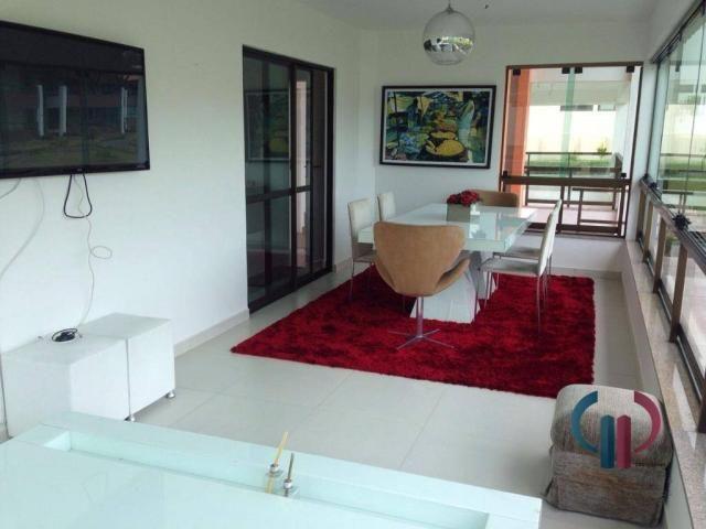 flat no condomínio canarius em gravatá, 100 m², porteira fechada