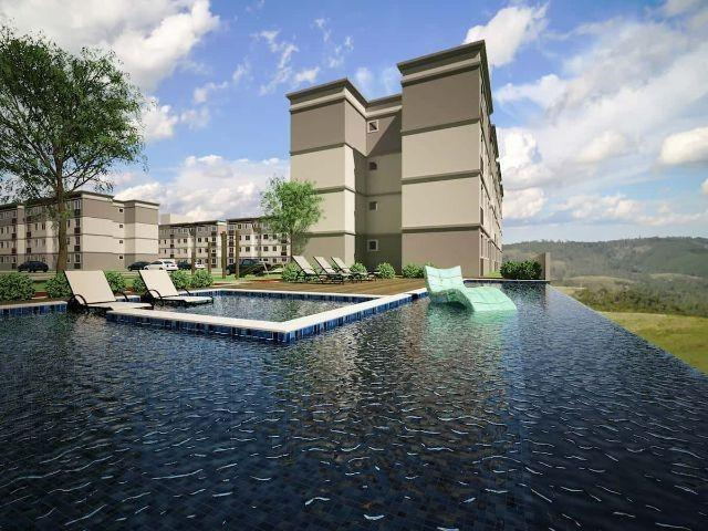 Apartamento com dois quartos Financiavel! - Foto 19