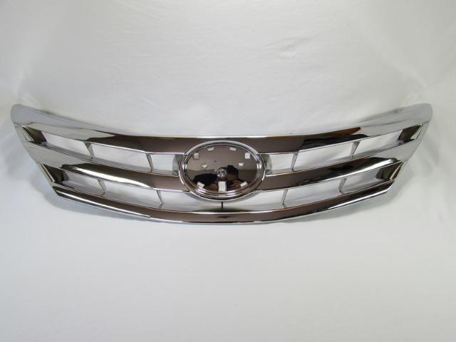 Grade Radiador Superior Cromada Toyota Etios