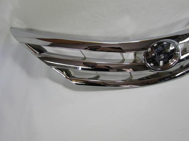 Grade Radiador Superior Cromada Toyota Etios - Foto 2
