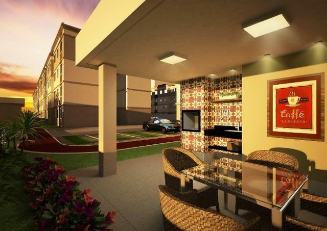 Apartamento com dois quartos Financiavel! - Foto 16