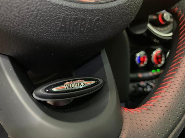 Mini cooper john works 2.0 turbo 2017 c/1.000km. léo careta veículos - Foto 19