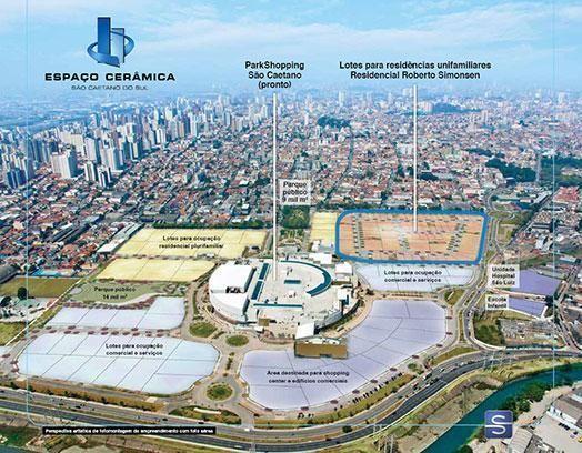 Terreno à venda, 360 m² por r$ 1.150.000,00 - cerâmica - são caetano do sul/sp - Foto 3