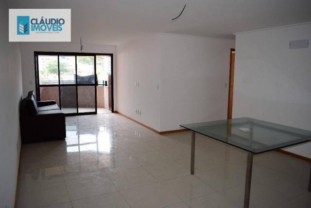 Apartamento residencial 3 suítes, 2 vagas na à venda, Ponta Verde, Maceió, Alagoas