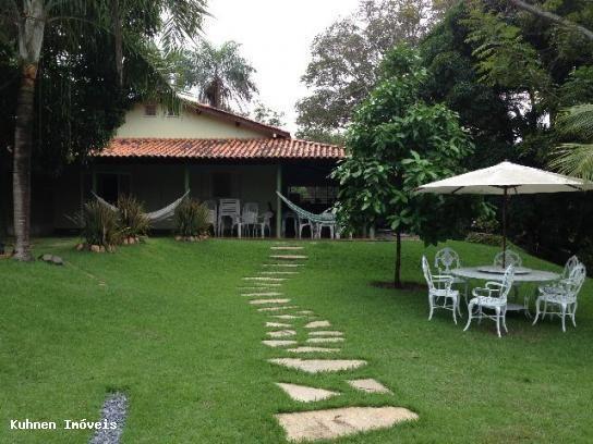 Chácara para Venda em Chapada dos Guimarães, Centro, 2 dormitórios, 1 suíte, 3 banheiros,  - Foto 2