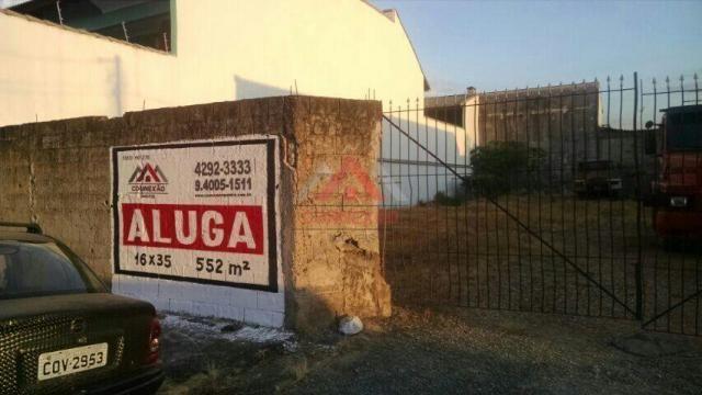 Terreno residencial para locação, Vila Figueira, Suzano.