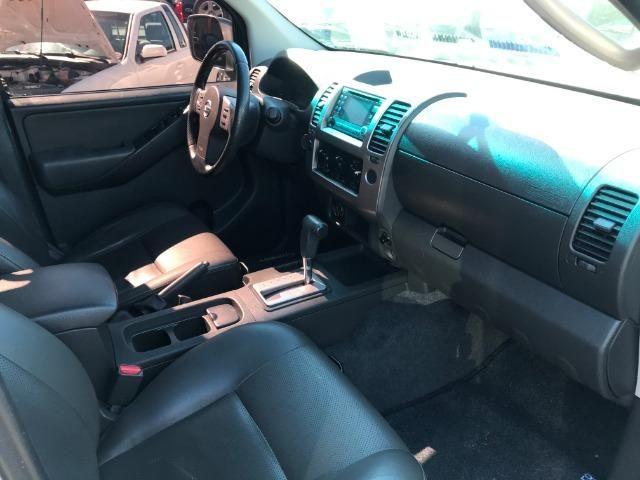 Nissan Frontier 2.5 Le Aut 4x4 (n Hilux Ranger F250 Amarock) - Foto 13