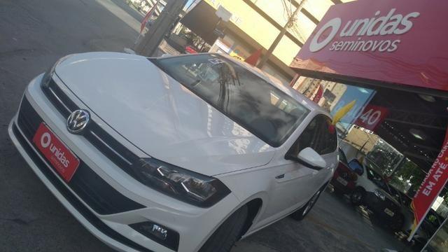 VW Virtus Comfortline 200 Tsi At 1.0 4p 2019 - Foto 3