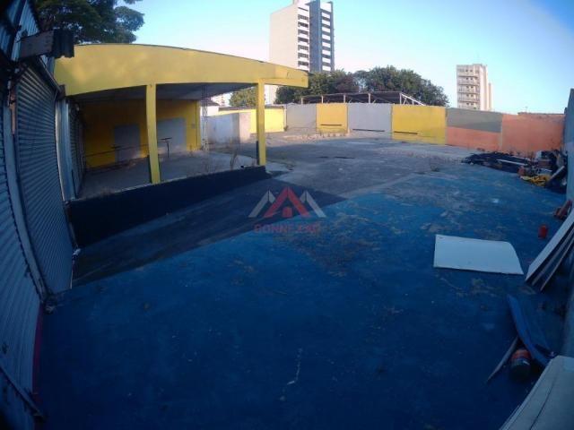 Terreno com galpão e escritório para locação, Centro, Suzano. - Foto 11
