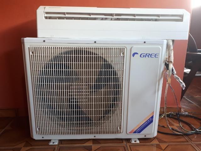 Ar condicionado Gree 18 mil btu's