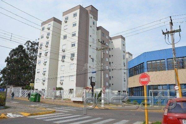 Apartamento com 3 dormitórios à venda, 69 m² por r$ 265.000,00 - vila monte carlo - cachoe