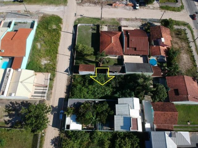Terreno à venda, 360 m² por r$ 158.000,00 - cambiju - itapoá/sc
