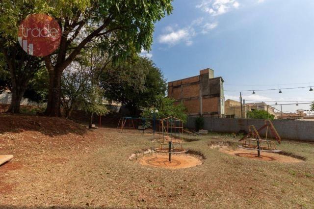 Apartamento com 2 dormitórios à venda, 53 m² por r$ 160.000 - parque dos bandeirantes - ri - Foto 19