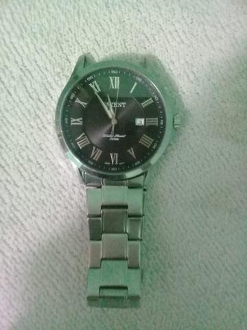 Relógio Orient Prata Novinho - Foto 2
