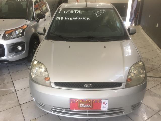 Fiesta edge