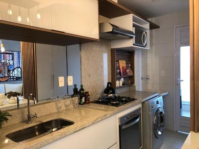 Follow bueno- apartamento - 02 quartos com 01 suíte - pronto para morar no Setor Bueno - Foto 7