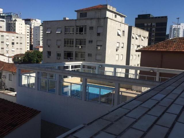 Apto NOVO, Gonzaga, 2 Dormitórios