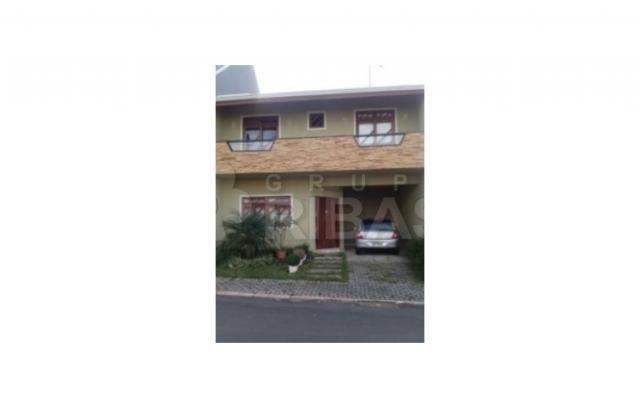 Casa residencial à venda, cachoeira, curitiba - ca0184.