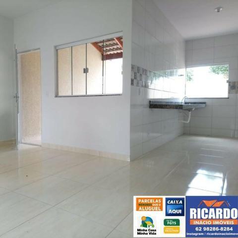 Casa 2/4, Amplo Quintal - Foto 5