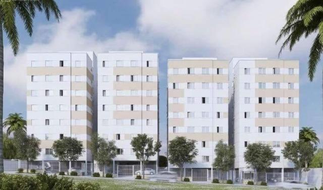 Apartamento à venda com 2 dormitórios em Bandeirantes, Conselheiro lafaiete cod:299-4