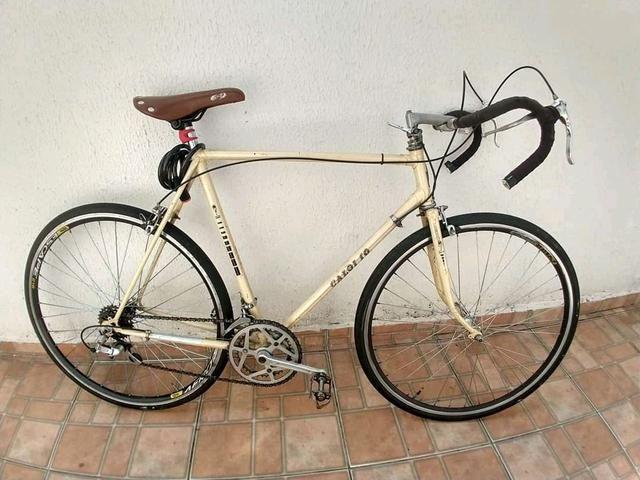 Bike Caloi 10 raridade! peças originais