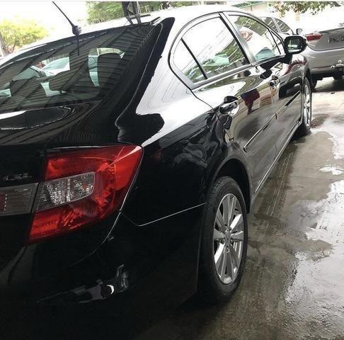 Honda Civic Lxl Automático Muito Novo.2013 - Foto 5