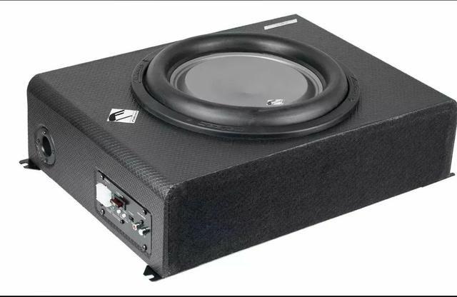 Caixa de som amplificada slim falcon xs200