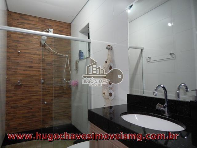 Apartamento à venda com 3 dormitórios em Jardim america, Conselheiro lafaiete cod:242 - Foto 4